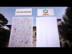 Ariel Werbung Sommer 2015 - YouTube