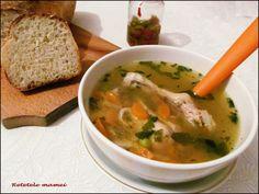 Ciorbă de pui Supe, Ethnic Recipes, Food, Essen, Meals, Yemek, Eten