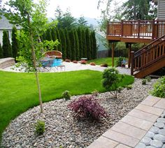 Cheap Landscaping Ideas For Backyard budget landscaping ideas to sell your home google search 33 Beautiful Flower Beds Adding Bright Centerpieces To Yard Landscaping And Garden Design