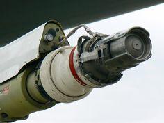 sekigan:  KC-10 Boom Nozzle | gears & machinery | Pinterest