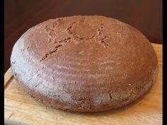 Pechemdoma.com | Хлеб «Украинский» подовый (80% ржаной муки)