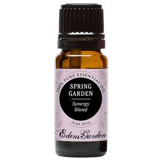 Spring Garden (previously Adoration). Cedarwood, Patchouli, Sweet Orange and Ylang Ylang, Spring Garden wonderfully fills any room when added to a diffuser. Add a few droplets to your favorite lotion or body wash and create a fragrance all your own.
