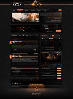 SEYKO Gaming - Sold by Andasolo.deviantart.com on @deviantART