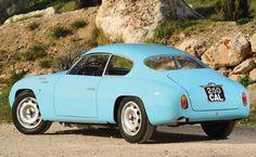 Alfa Romeo Giulietta SVZ 1958