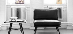 Space Copenhagen   SPINE Lounge chair