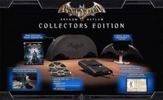 Batman Arkham Asylum Collector's Edition