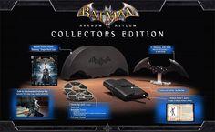 Batman Arkham Asylum Collector's Edition