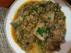 Tbeikha(jardiniere à l'Algeroise) - Plaisir Culinaire Algerien