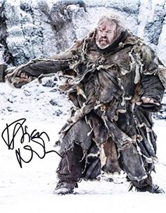 KRISTIAN NAIRN as Hodor – Game Of Thrones GENUINE AUTOGRAPH | Song of Ice and Fire World UACC Registered Dealers RD#308. Buy from the professionals.You are buying an original hand signed item - not a copy.A uniquely numbered Certificate Of Authenticity comes with each autograph. More ➤ http://songoficeandfire.world/product/kristian-nairn-as-hodor-game-of-thrones-genuine-autograph/