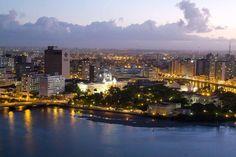 Recife! Estado de Pernambuco, Brasil.