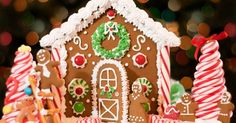 Let Us Help You Build the Perfect Gingerbread House!