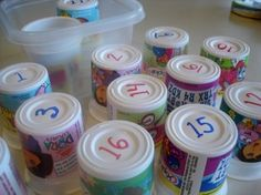 keeping recyclables and how to use them with your kids