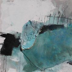 """Saatchi Art Artist Daniela Schweinsberg; Painting, """"Vernagt III (work no. 2010.20)"""" #art"""