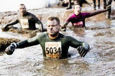 Stefan Bohrer: Tough Guy Challenge