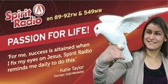 Spirit Radio - Passion for life