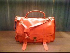 Proenza Schouler #bag #orange #FallWinter #collection