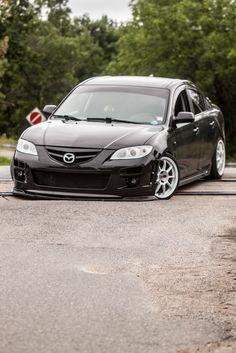 Beautiful Mazda3 via StanceEast