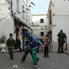 Fútbol callejero, Argelia