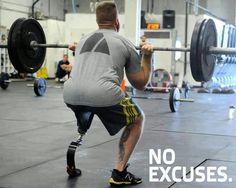 No tienes excusas para no entrenar