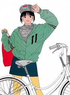HISASHI EGUCHI(江口寿史)