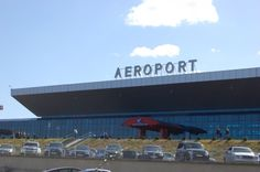 The Chisinau Airport is located at the junction between the commercial roads of Asia and Europe and is the main air gateway of the Republic of Moldova.