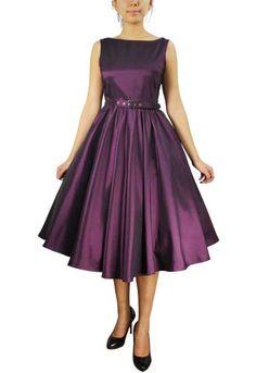 1950's Retro Plus Size Dresses: Cocktail to Swing Dresses