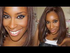 Being Mary Jane Makeup Tutorial! | Jackie Aina - YouTube