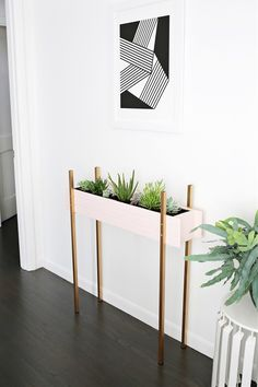 15 Inventive Ways To Use Plants For Home Decor | Postris
