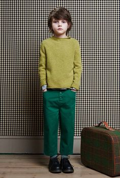 Green as a bean #green #fashion #style