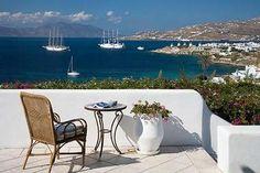 Villa Hurmuses, Mykonos island, Greece