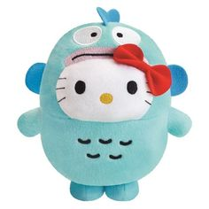 Bubbly Day Hello Kitty Han Gyodon plush toy for 24h-delivery orders at McDonald's Hong Kong