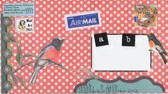 Danielle Maret - Mail Art 289 Envelope, via Flickr.