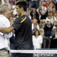 Quando Novak Djokovic decise di imitare McEnroe agli US Open 2009, probabilmente non si aspettava niente di più di qualche risata dal pubblico.    http://sport.playtennis.it