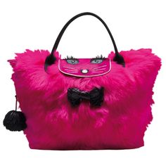 Longchamp Limited edition Noel 2013 'Petit Chat'