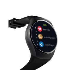 62.99$  Watch here - http://ali9j9.worldwells.pw/go.php?t=32693171491 - Bluetooth smart watch sim card both for ios and Android waterproof for daily smartwatch pk dz09 u8 2016 high quality KW18  62.99$
