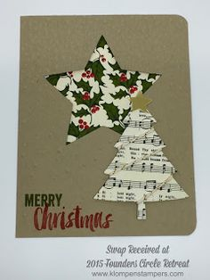 Klompen Stampers (Stampin' Up! Demonstrator Jackie Bolhuis): Pick The Card You Like