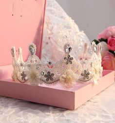 40% OFF Wedding tiaras bride qureen crown delicate by ForLayla