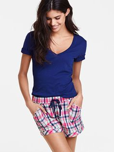 b82d9bee82f Mayfair Tee Victoria Secret Pajamas