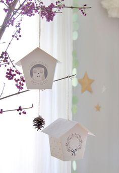 zü: DIY - Birdy house