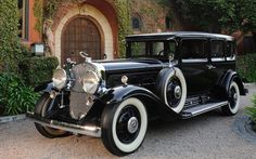 1930 Cadillac V16