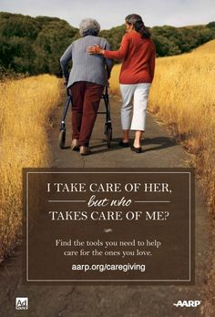Take care of your loved one, and yourself.      www.WorryFreeCare.com