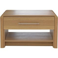 Buy Heart of House Elford 1 Drawer Coffee Table - Oak Effect at Argos.co.uk - Your Online Shop for Occasional and coffee tables.