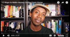 12 Ways to Make Money Online From Home