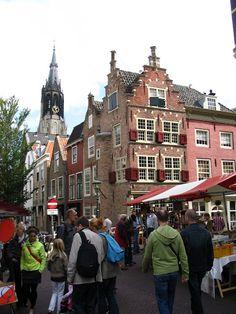 De Visbanken, Delft