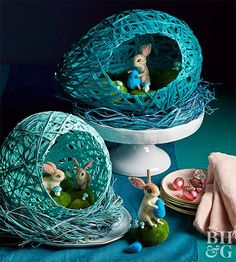 364 Best Easter Decorating Ideas Images In 2019 Easter Bunny