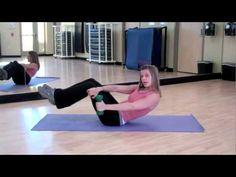 Abs Challenge Level Four « Tori Teaches Fitness