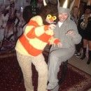 Coolest Home Made Carol from Where the Wild Things Are Halloween Costume