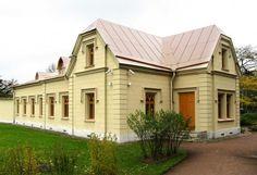 Station Télégraphique - Peterhof - Construite à la demande d'Alexandre II en 1858 par l'architecte Andreï Stakenschneider.