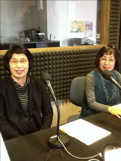 今日のアイタイムゲストは一宮華道連盟会長  野々村 京子さん、  大井 ふみ子さんです。  11月5,6日開催されます一宮市民華道展についてお聞きしました