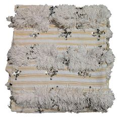 Moroccan Wedding Blanket at Shoppe by Amber Interior Design